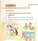 Skills 1 trang 44 Unit 4 SGK Tiếng Anh 8 mới
