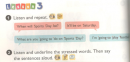 Lesson 3 Unit 10 trang 68,69 SGK tiếng Anh 5 mới