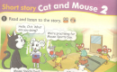 Short story Cat and Mouse 2 trang 72 SGK Tiếng Anh 5 Mới