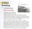 Skills - trang 59 Review 2 SGK Tiếng Anh 10 mới