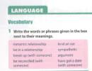 Language trang 20 Unit 2 SGK Tiếng Anh 11 mới