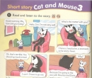 Short story: Cat and mouse 3 trang 38 SGK Tiếng Anh lớp 5 mới