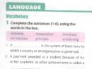 Language trang 60 Unit 5 SGK Tiếng Anh 11 mới