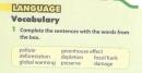 Language - trang 39 Unit 9 SGK Tiếng Anh 10 mới