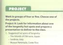 Project trang 69  Unit 10 SGK Tiếng Anh 11 mới