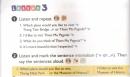 Lesson 3 Unit 19 trang 62 SGK Tiếng Anh lớp 5 mới
