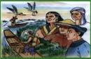 Bài 1 trang 56 SGK Lịch sử 4