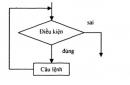 Lý thuyết: Cấu trúc lặp trang 42 SGK Tin học 11