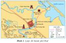 Quan sát hình 1, em hãy cho biết nếu đi thuyền trên sông Hương, chúng ta có thể đến thăm những địa điểm du lịch nào của thành phố Huế?