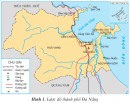 Quan sát lược đồ trong bài và bản đồ hành chính Việt Nam, em hãy: Cho biết vị trí của thành phố Đà Nẵng.