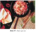 Câu 3 trang 36 SGK Công Nghệ 9 - Nấu ăn