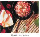 Câu 1 trang 36 SGK Công Nghệ 9 - Nấu ăn