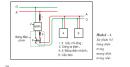 Câu 7 trang 54 SGK Công Nghê 9 - Lắp đặt mạng điện trong nhà