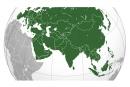 Hoàn thành thông tin về hai châu lục.