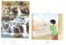 Nêu ví dụ về nước ở thể lỏng