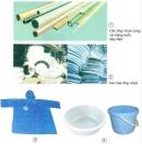 Kể tên và nêu đặc điểm của một số đồ dùng bẳng nhựa