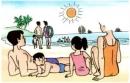 Con người sử dụng năng lượng mặt trời cho cuộc sống như thế nào ?