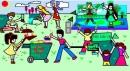 Sưu tầm một số tranh ảnh, thông tin về các biện pháp bảo vệ môi trường