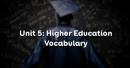 Vocabulary - Phần từ vựng - Unit 5 Tiếng Anh 12