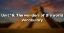 Vocabulary - Phần từ vựng - Unit 16 Tiếng Anh 11