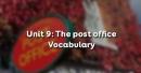 Vocabulary - Phần từ vựng - Unit 9 Tiếng Anh 11