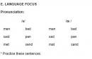Language Focus - Unit 3 trang 38 SGK Tiếng Anh 10