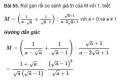 Bài 65 trang 34 SGK Toán 9 tập 1