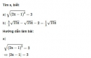 Bài 74 trang 40 SGK Toán 9 tập 1
