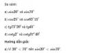 Bài 22 trang 84 sgk Toán 9 - tập 1