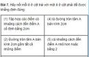 Bài 7 trang 101 sgk Toán 9 - tập 1