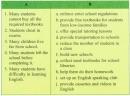 Speaking - Unit 5 trang 59 SGK Tiếng Anh 11