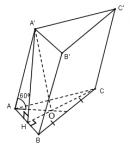 Bài 20 trang 28 SGK Hình học 12 Nâng cao