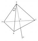 Bài 2 trang 63 SGK Hình học 12 Nâng cao