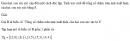 Câu 41 trang 85 SGK Đại số và Giải tích 11 Nâng cao