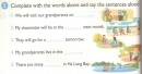 Vocabulary - Từ vựng - Unit 5 SGK Tiếng
