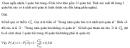 Câu 63 trang 94 SGK Đại số và Giải tích 11 Nâng cao