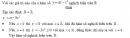 Bài 4 trang 8 SGK Đại số và Giải tích 12 Nâng cao