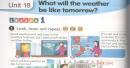 Vocabulary - Từ vựng - Unit 18 SGK Tiếng Anh 5 mới