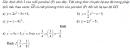 Bài 29 trang 27 SGK Đại số và Giải tích 12 Nâng cao