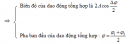 Câu 3 trang 60 SGK Vật Lý 12 Nâng cao