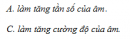Câu 5 trang 98 SGK Vật Lý 12 Nâng cao