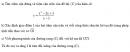 Bài 38 Trang 36 SGK  giải tích 12 nâng cao
