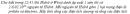 Bài 3 trang 9 SGK Vật Lí 11 Nâng cao