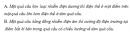 Bài 2 trang 31 SGK Vật Lí 11 Nâng cao