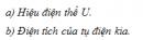 Bài 6 trang 37 SGK Vật Lí 11 Nâng cao