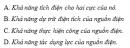 Bài 2 trang 52 SGK Vật Lí 11 Nâng cao