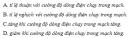 Bài 2 trang 67 SGK Vật Lí 11 Nâng cao