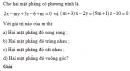 Bài 18 trang 90 SGK Hình học 12 Nâng cao