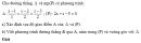 Bài 33 trang 104 SGK Hình học 12 Nâng cao