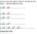 Bài 10 trang 14 Sách giáo khoa (SGK) Hình học 10 Nâng cao